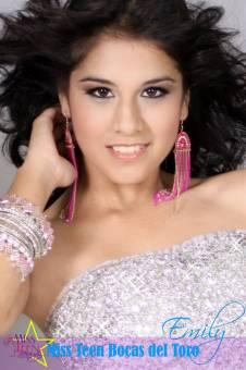 Miss Teen Bocas del Toro