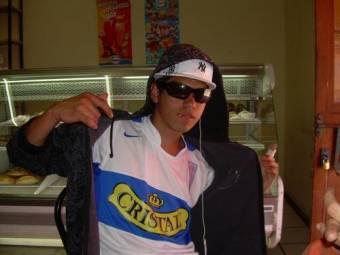 Felipe Molina, 20 Años. Soltero