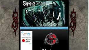 http://slipknot-band.jimdo.com/