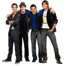 big time rush, por lindos