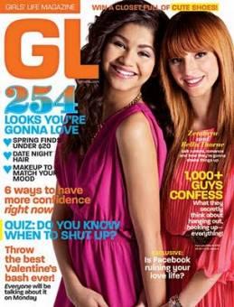 Porque salen preciosas en la revista