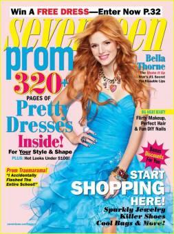 Porque Bella sale muy linda en las portadas