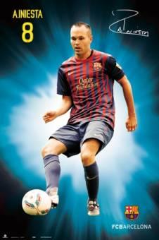 Andres Iniesta-(Barcelona)