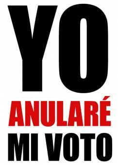 Anulare mi voto