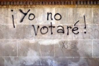 No Ire a VOTAR