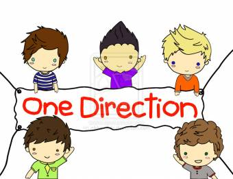 .l. One Direction .l.