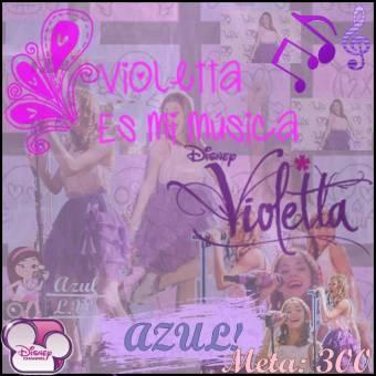 Blend de Violetta