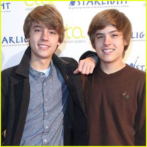 Cole Y Dilan Sprouse
