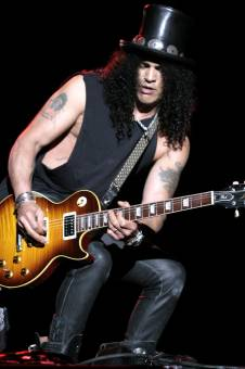 slash- guns roses