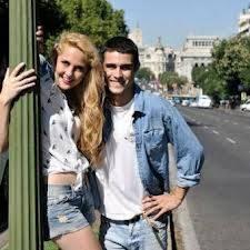 Ludmila y Tomás