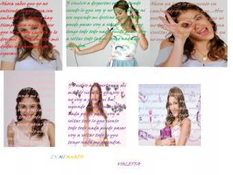 Violetta (Martina stoessel y Pablo espinosa)