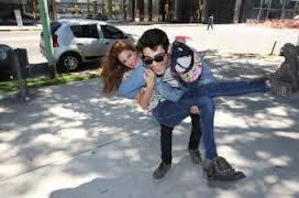 Tini y Pablo