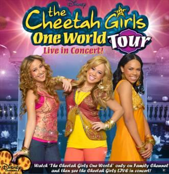 The Cheetah Girls Un Mundo