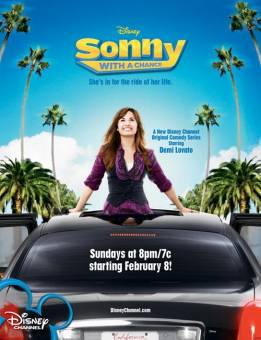 Demi Lovato -- En Sonny with a chance