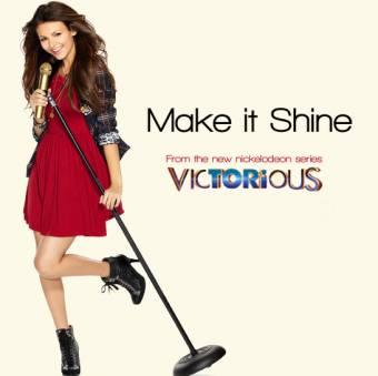 victoria justice make it  shine