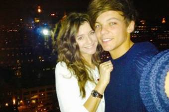 eleanor calder actual novia de louis