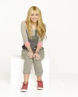 Miley Cyrus(Hannah Montana)
