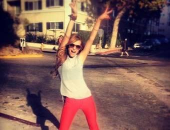 la adoro porque es lokiita y divina!!