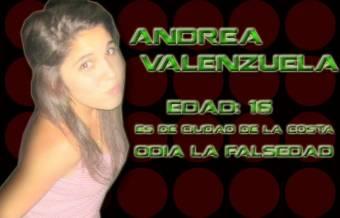 Andrea Valenzuela