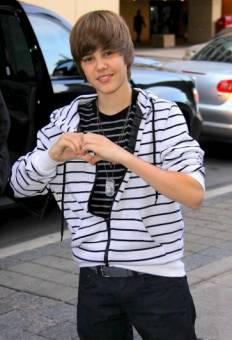 Justin el Rey Del Pop