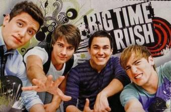 Big Time Rush perdon, es PERFECCION