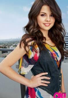 Selena Gomez..