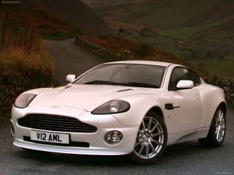 Aston Martin Vanquish S  $118.555