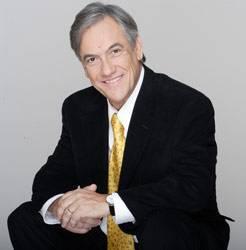 Sebastian Piñera, Candidato Coalicion por el Cambio