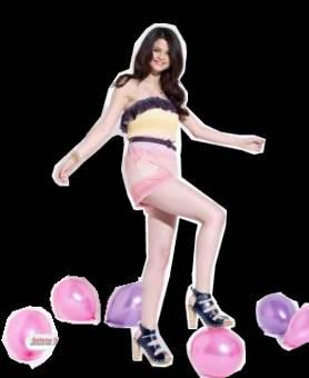 Selena ganadora!