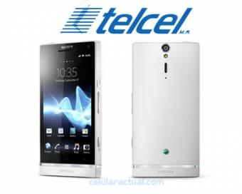Sony Xperia S Blanco