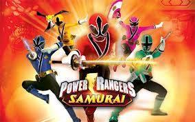 power rangers super samurai