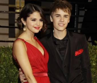 Justin B y Selena G......