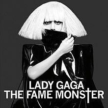 Lady Gaga The Fame Mosnter