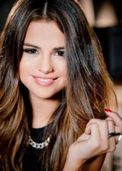 1_ Selena Gomez.