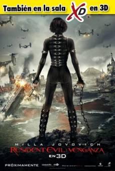 Resedent Evil 5 la venganza pt esta en 3D - MALL