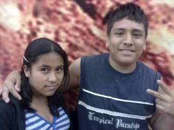 Adrian y Rosa