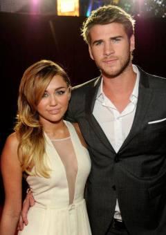 Liam y Miley