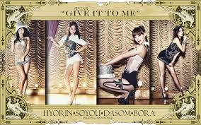 Give it to Me (Sistar)