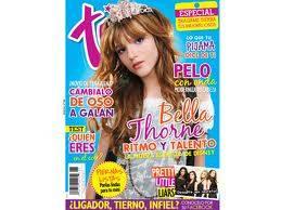 Bella Se Ve Mas Hermosa En La Revista