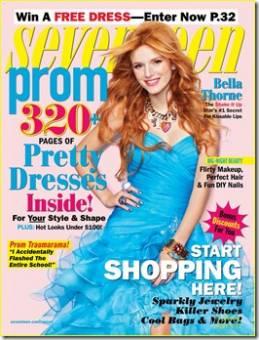 x ke sale bonita en las revistas